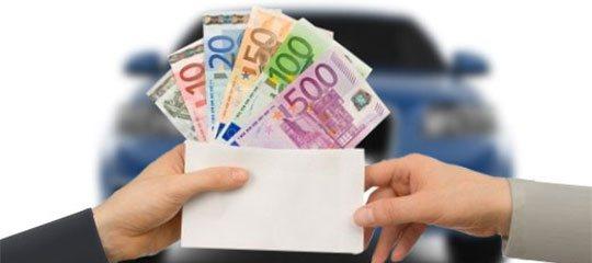 Термінове фінансування: кредит під заставу авто